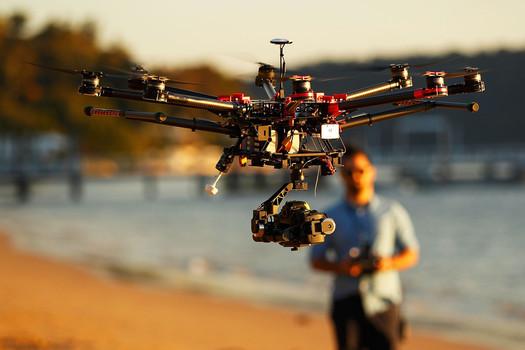 Commercial Drones Facing Pilot Shortage - Jetwhine.com